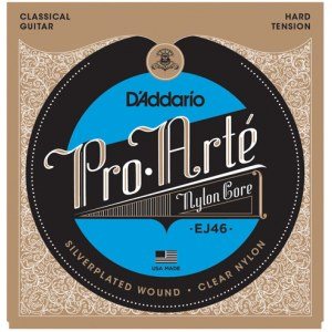 DADDARIO J4604 Pro Arte Hard Tension .030 D-4th Classic Guitar String. Saite für Konzertgitarre