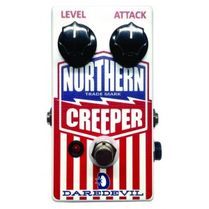 DAREDEVIL Northern Creeper Silicon Fuzz Effektpedal
