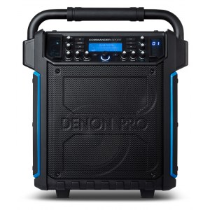 DENON Commander Sport 120Watt/8Zoll All-in-One PA-System mit Bluetooth