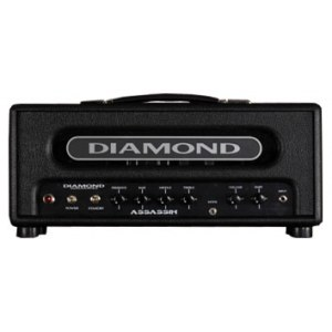 DIAMOND Assassin Head, 18Watt Vollröhren-Gitarrenverstärker