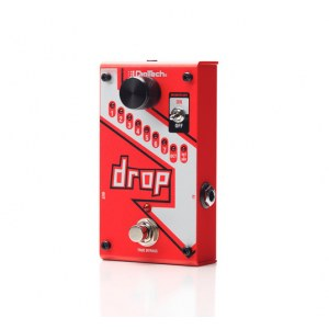 DIGITECH The Drop Pitch Shifter Effektpedal