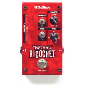 DIGITECH Whammy Ricochet Pitch Shifter/Whammy Effektpedal