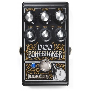 DOD Boneshaker Distortion Effektpedal