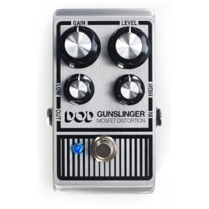 DOD Gunslinger Distortion Effektpedal