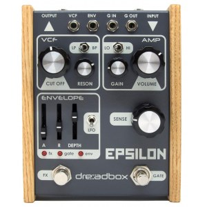 DREADBOX Epsilon Limited Low Pass/Band Pass Analogfilter