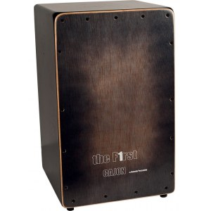 DUENDE The First Model DE Cajon, grey burst