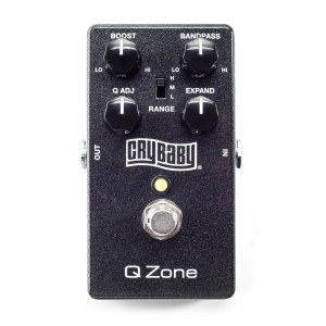 JIM DUNLOP CSP-030 CryBaby Q Zone Fixed Wah Effektpedal