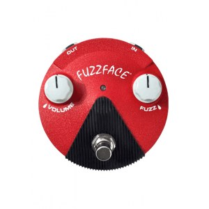 JIM DUNLOP FFM-6 Mini Fuzz Band of Gypsy Effektpedal