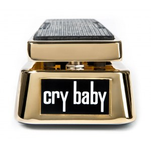 JIM DUNLOP GCB-95 GD Original Gold Crybaby 35th Anniversary Limited Edition Wah-Wah Effekt /B-Ware