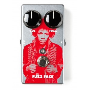JIM DUNLOP JH-M5 Jimi Hendrix Fuzzface Distortion Limited Edition Effektpedal