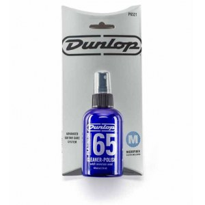 JIM DUNLOP Platinum 65 Guitar Care Pflegemittel inkl. Microfasertuch (6521)