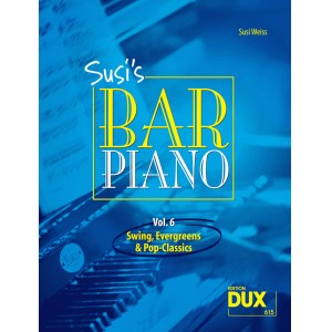 ANCORA Susis Bar Piano 6, Susi Weiss Swing, Evergreens und Pop-Classics