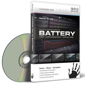 DVD LERNKURS Hands on Battery Der umfassende Lernkurs