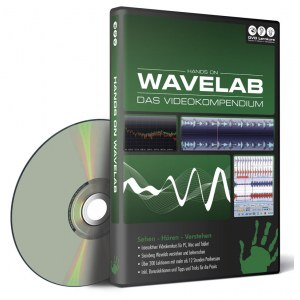 DVD LERNKURS Hands On Wavelab Das Videokompendium