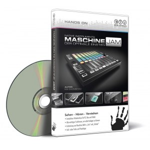 DVD LERNKURS Maschine JAM - der optimale Einstieg Der optimale Einstieg!