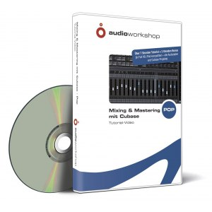 DVD LERNKURS Mixing & Mastering mit Cubase Videoschulung