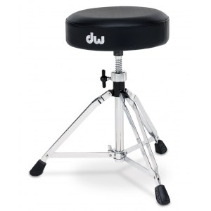 DW 5100 Drum Throne Drumhocker 5000er Serie, runder Sitz