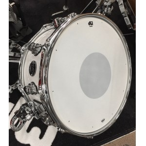 DW Performance 14x6,5 Lacquer Snare Snaredrum, pearlescent white