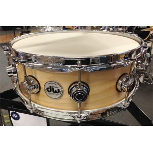 DW Collectors 12x5 Wood Snare Satin Oil Snaredrum (802.032.130)
