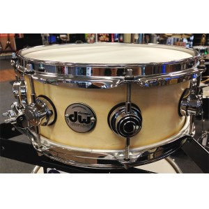 DW Collectors 14x5 Wood Snare Satin Oil Snaredrum (802.038.130)