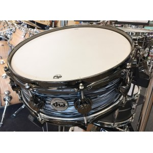 DW Collectors 14x5 Wood Snare Finish Black Oyster Snaredrum (802.008.520.001/Black Nickel Hardware)