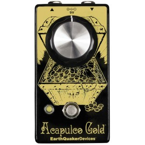 EARTHQUAKER Acapulco V2 Gold Distortion Effektpedal