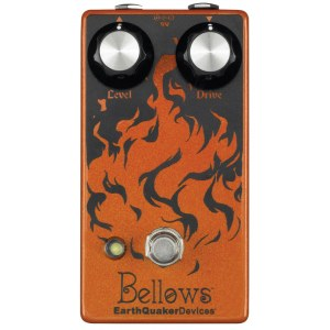 EARTHQUAKER Bellows Distortion/Fuzz Effektpedal