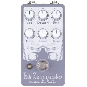 EARTHQUAKER Bit Commander V2 Guitar Synthesizer Effektpedal