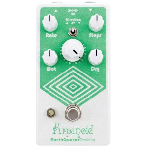 EARTHQUAKER Arpanoid V2 Pitch-Arpeggiator Effektpedal