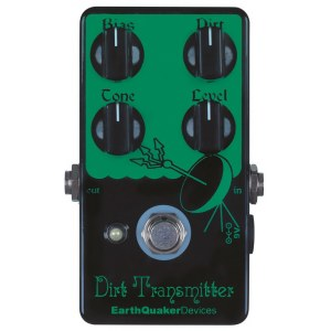 EARTHQUAKER DirtTransmitter Fuzz Effektpedal
