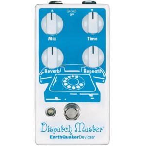 EARTHQUAKER Dispatch Master V3 Digital Delay/Rev Effektgerät
