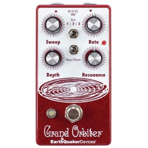 EARTHQUAKER GrandOrbiter V3 Phase Machine Effektpedal