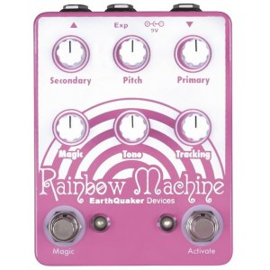 EARTHQUAKER Rainbow Machine Synthesizer Effektpedal