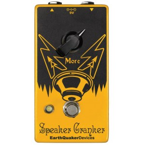 EARTHQUAKER SpeakerCranker V2 Overdrive Effektpedal