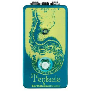 EARTHQUAKER Tentacle V2 Octave-Up Effektpedal