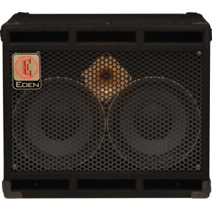 EDEN D-210 XLT4 World Tour Cab 350W/2x10Zoll Bassbox (4Ohm)