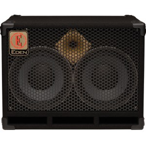 EDEN D-210 XST8 World Tour Cabinet 600W/2x10Zoll Bassbox (8Ohm)