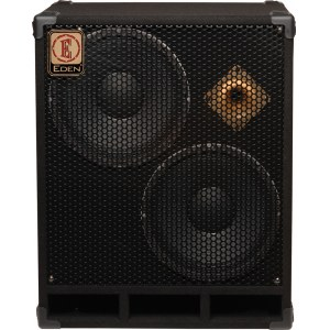 EDEN D-212 XST8 World Tour Cabinet 600W/2x12Zoll Bassbox (8Ohm)