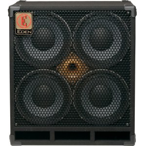 EDEN D-410 XST8 World Tour Cabinet 1000W/4x10Zoll Bassbox (8Ohm)