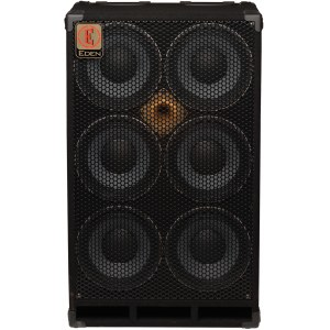 EDEN D-610 XST6 World Tour Cabinet 1500W/6x10Zoll Bassbox (6Ohm)