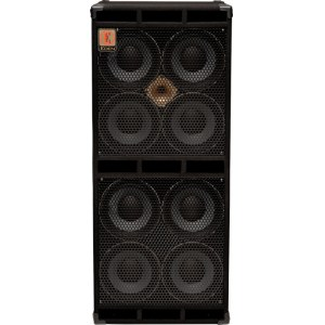 EDEN D-810 XT4 World Tour Cabinet 1400W/8x10Zoll Bassbox (4Ohm)