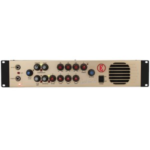 EDEN WTP-PRE Bass Tube Preamp World Tour Pro Röhrenvorstufe