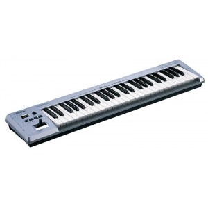 EDIROL PC-50 USB MIDI-Keyboard inkl. Cakewalk Softwarepaket