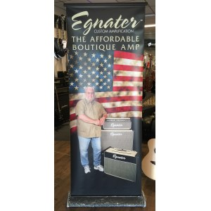 EGNATER RollUp Boutigue 80x200cm Merchandising