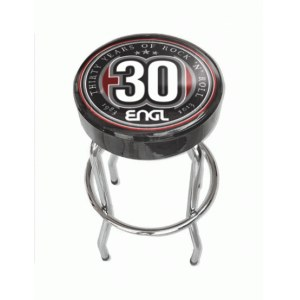 ENGL Barstool Short 24 Years of Rock N Roll Barhocker (60cm hoch)