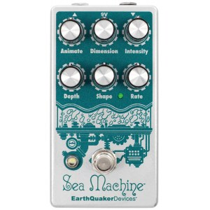 EARTHQUAKER Sea Machine V3 Super Chorus Effektpedal