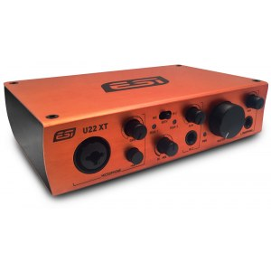 ESI U22 XT USB Audio-Interface