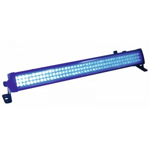 EUROLITE LED BAR-126 UV 10mm 15FB UV-Leiste mit Infrarot-Fernbedienung