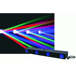 EUROLITE LED MAT-Bar 4x64 RGB DMX Flowereffekt-Leiste