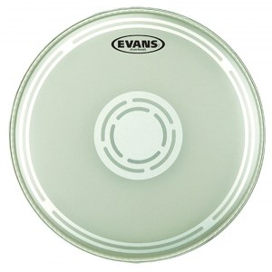 EVANS B14EC1RD Edge Control reverse coat 14 Zoll Schlagfell, Snare
